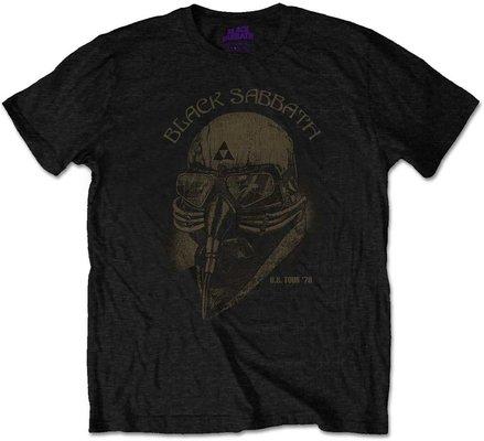Black Sabbath Unisex Tee US Tour 1978 (Retail Pack) L