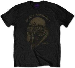 Black Sabbath Unisex Tee US Tour 1978 (Retail Pack) Black