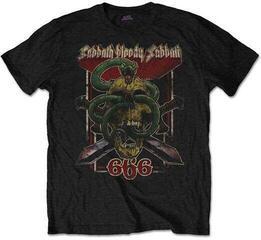 Black Sabbath Bloody Sabbath 666 Fekete