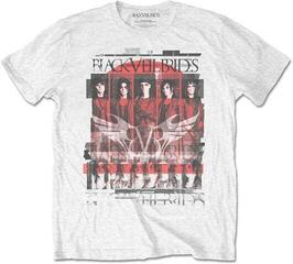 Black Veil Brides Unisex Tee Group Scatter M