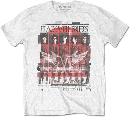 Black Veil Brides Unisex Tee Group Scatter M