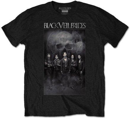 Black Veil Brides Unisex Tee Black Frog (Retail Pack) M