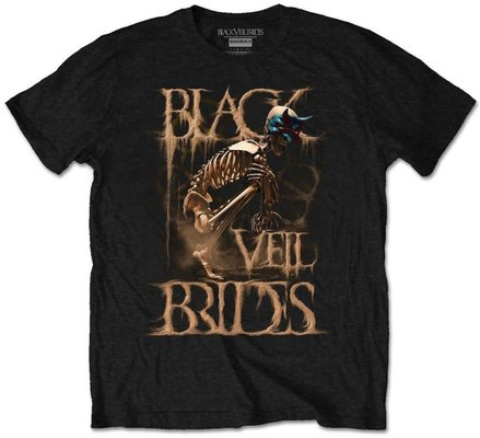 Black Veil Brides Unisex Tee Dust Mask (Retail Pack) XL