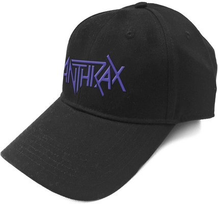 Anthrax Unisex Baseball Cap Logo