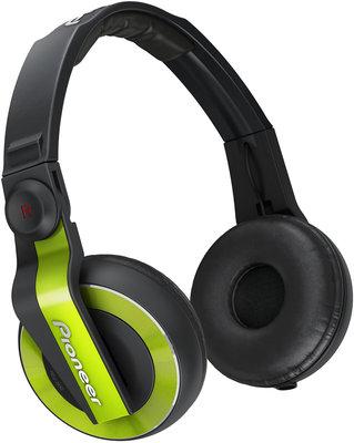 Pioneer Dj HDJ-500 Green