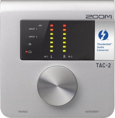 Zoom TAC-2 Thunderbolt Audio Converter