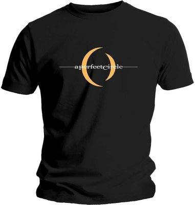 A Perfect Circle Unisex Tee Logo M