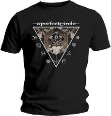 A Perfect Circle Unisex Tee Outsider Black