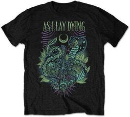 As I Lay Dying Unisex Tee Cobra (Retail Pack) L