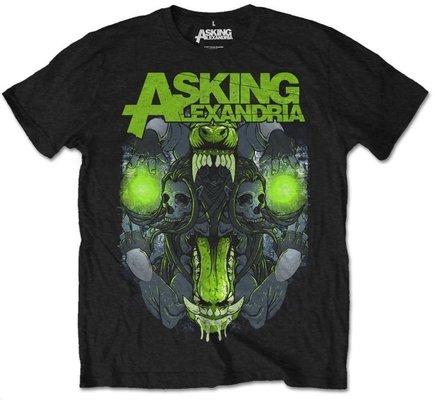 Asking Alexandria Unisex Tee TSth (Retail Pack) M