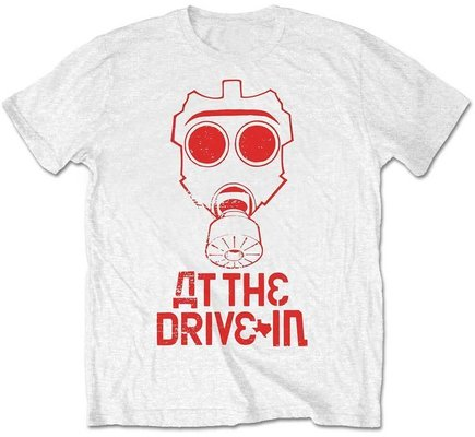At The Drive-In Unisex Tee Mask (Retail Pack) L
