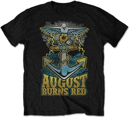 August Burns Red Unisex Tee Dove Anchor (Retail Pack) M