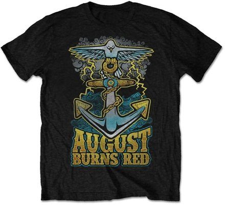 August Burns Red Unisex Tee Dove Anchor (Retail Pack) S