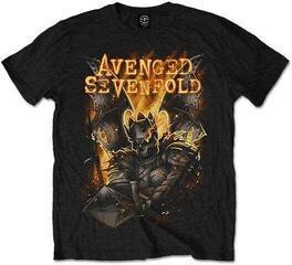 Avenged Sevenfold Unisex Tee Atone Black