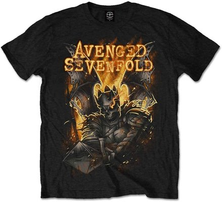Avenged Sevenfold Unisex Tee Atone XL
