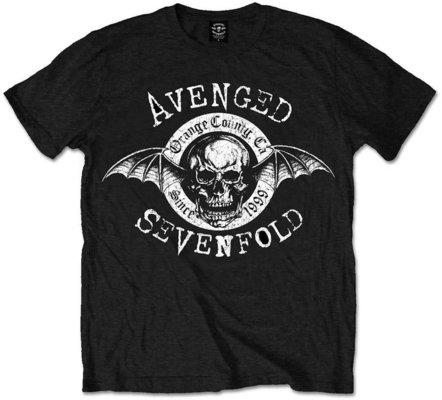 Avenged Sevenfold Unisex Tee Origins M