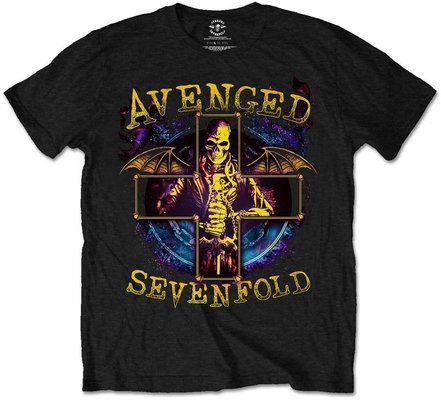 Avenged Sevenfold Unisex Tee Stellar XL