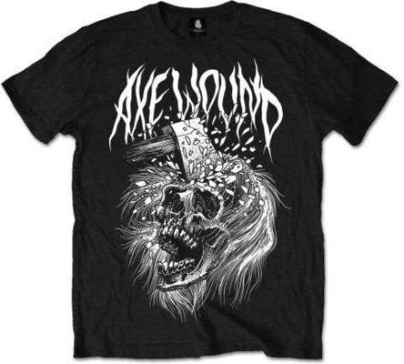 AxeWound Unisex Tee Skull M
