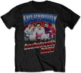 Backstreet Boys Unisex Tee Everybody Black
