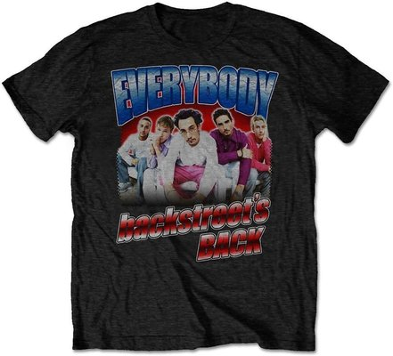 Backstreet Boys Unisex Tee Everybody XL