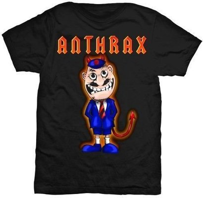 Anthrax Unisex Tee TNT Cover XXL