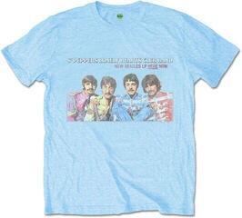 The Beatles LP Here Now Kék