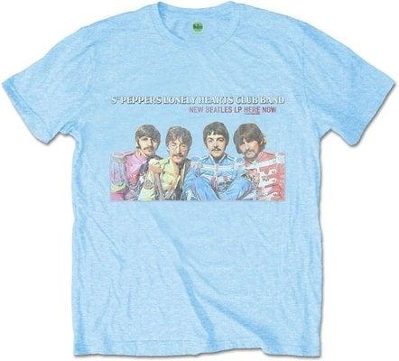 The Beatles LP Here Now Hudební tričko