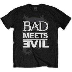 Bad Meets Evil Unisex Tee Logo Black