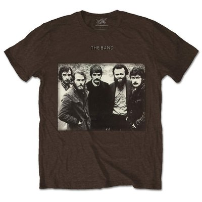 The Band Unisex Tee Group Photo XXL