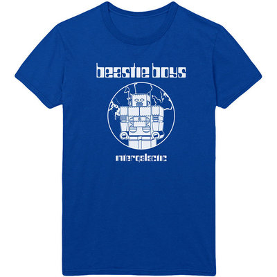 Beastie Boys Unisex Tee Intergalactic S