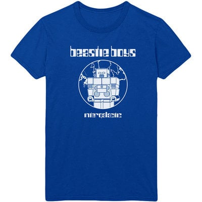 Beastie Boys Unisex Tee Intergalactic XXL