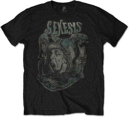 Genesis Unisex Tee Mad Hatter 2 M