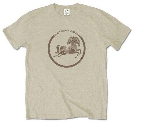 George Harrison Unisex Tee Dark Horse (Back Print) XL