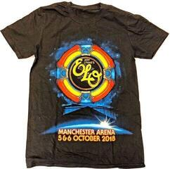Electric Light Orchestra ELO Unisex Tee Manchester Event (Ex. Tour) Black