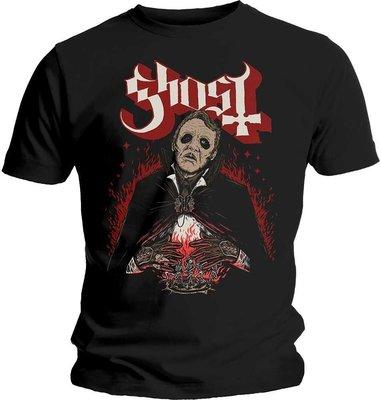 Ghost Unisex Tee Danse Macabre L
