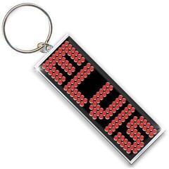 Elvis Presley Standard Keychain Elvis
