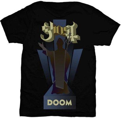 Ghost Unisex Tee Doom S