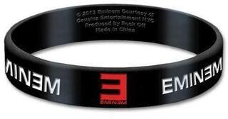 Eminem Gummy Wristband Logo
