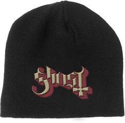 Ghost Unisex Beanie Hat Logo