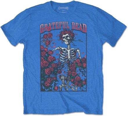 Grateful Dead Unisex Tee Bertha & Logo L