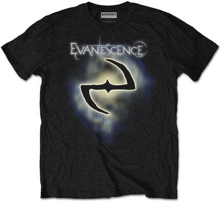 Evanescence Unisex Tee Classic Logo S