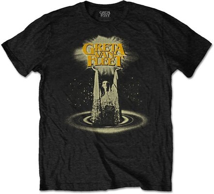 Greta Van Fleet Unisex Tee Cinematic Lights S