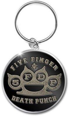 Five Finger Death Punch Standard Keychain Knuckle