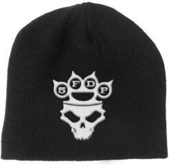 Five Finger Death Punch Unisex Beanie Hat Knuckle-Duster Logo & Skull