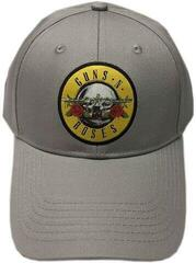 Guns N' Roses Unisex Baseball Cap Circle Logo Grey