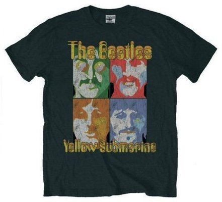The Beatles Unisex Premium Tee Sea of Science XL