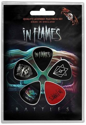 In Flames Plectrum Pack Battles