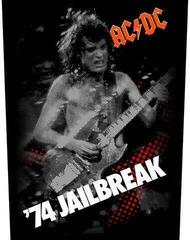 Rock Off AC/DC Back Patch 74 Jailbreak