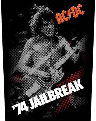AC/DC Back Patch 74 Jailbreak