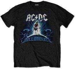 AC/DC Unisex Tee Ballbreaker Black